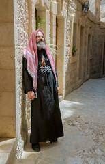Priest pilgrims