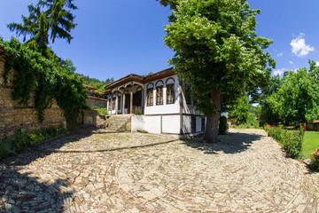 Art Gallery in the Bulgarian village of Zheravna