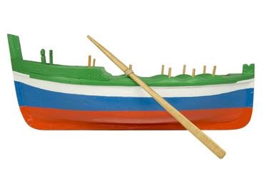 Barca modellino 2
