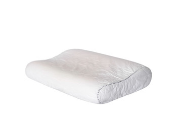 orthopedic pillow isolated