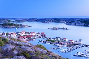 Village in Scandinavia