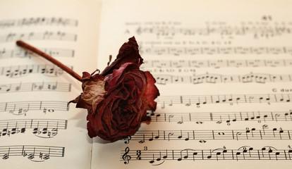 vinatge sheet music