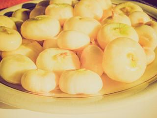 Retro look Onions