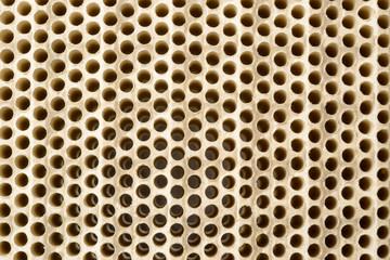 Ceramic burner plate