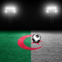 Algerian Soccer Field