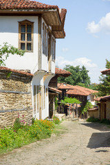 Bulgarian National rural architecture