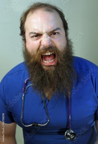 Scary Nurse