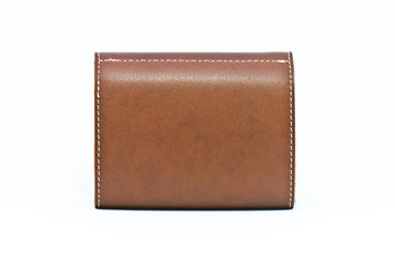 leather business card holder leather