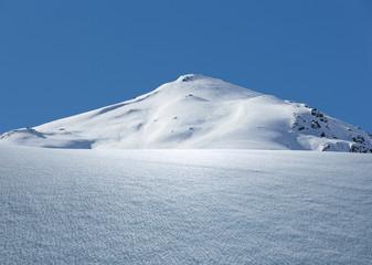 Schneewehe