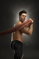 training with ropes