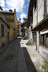 Domodossola, historic Italian city