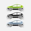 realistic design element: car