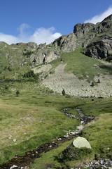 Montagnes andorranes