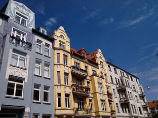 Gründerzeit Bürgerhäuser in Hannover