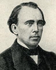 Juris Neikens, founder of Latvian Song and Dance Festival