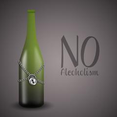 No alcoholism
