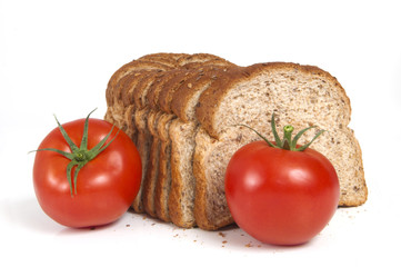 Tomatoes and Bread