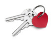 Leinwanddruck Bild - Keys to My Heart