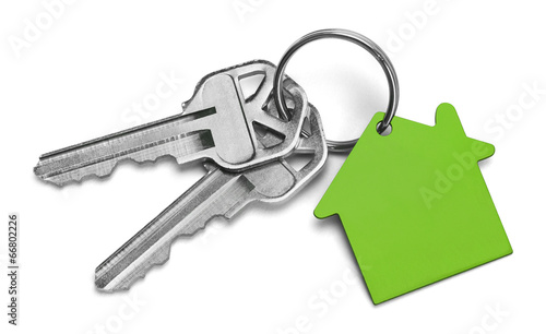 Green House Keys - 66802226