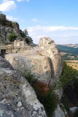 L'antica città Tracia di Perperikon - Bulgaria
