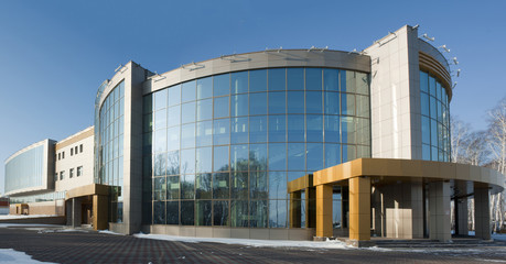 radiological center, Tyumen, Russia