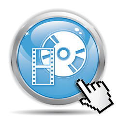 VIDEO DISC ICON