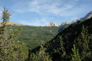 Massif du dévoluy,Alpes