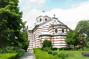 Holy Trinity Church, Bulgaria