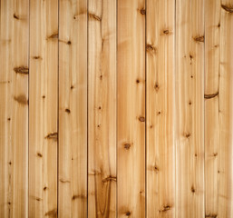 Cedar plank background