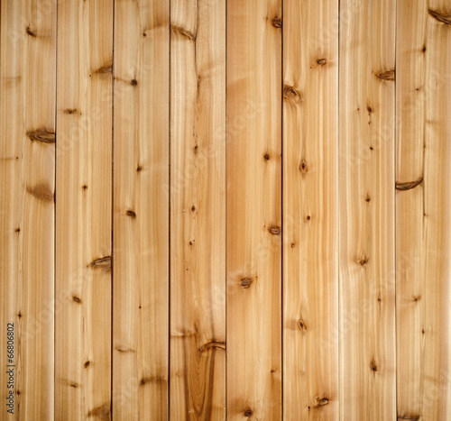 Tuinposter Hout Cedar plank background