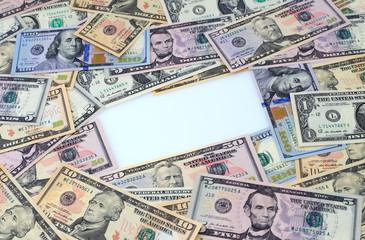 米ドル フレーム