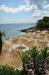 spiaggia di Paxos - Isola greca - Mar Ionio
