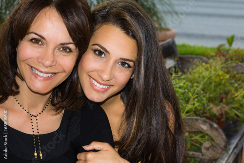 Mother and Daughter - 66808600