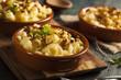 Baked Homemade Macaroni and Cheese - 66809278