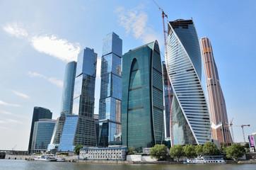 """Международный бизнес-центр """"Москва-Сити"""""""