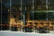 Restaurant interior detail contemporary - 66811401