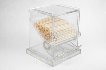Box of toothpicks