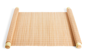 twisted reed mat