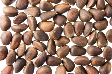 Pine nuts not peeled