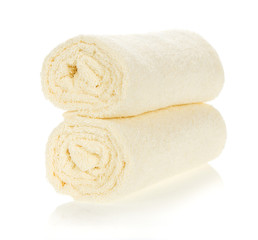 Two towels a roll