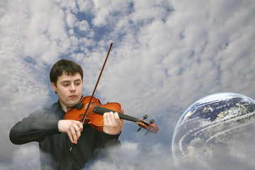 Music and world