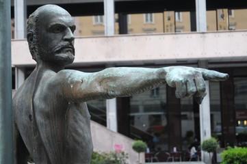 monumento a Guido Rossa
