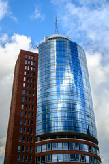Buildings in Hafen City Hamburg