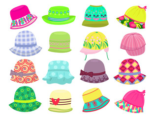 Hats for little girls