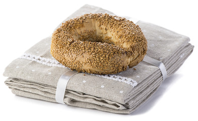 Traditional Simit