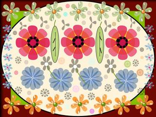 Floración floral