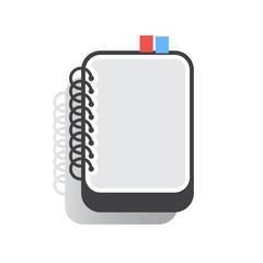 NotebookFlat