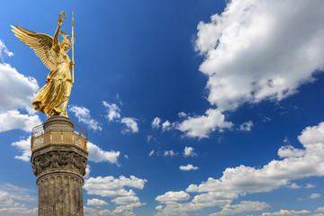 Berlin, Siegessäule, großer Stern