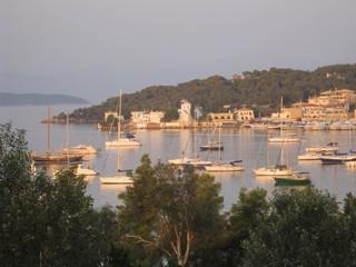 view of boats in porto heli