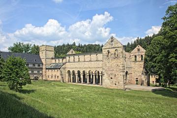 Kloster Paulinzella mit Jagdschloss - Bild 2